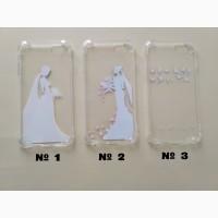 Чехол Бампер на iPhone 6+ plus Невесты, Птички