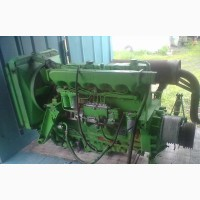 Двигатель комбайна Марал 125 двигатель ИФА 60 мотор 6VD 14.5/12