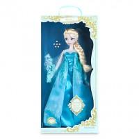 Frozen кукла Эльза сияющая