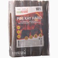 Топливные брикеты Pini Kay Hard в термопленке по 10 кг