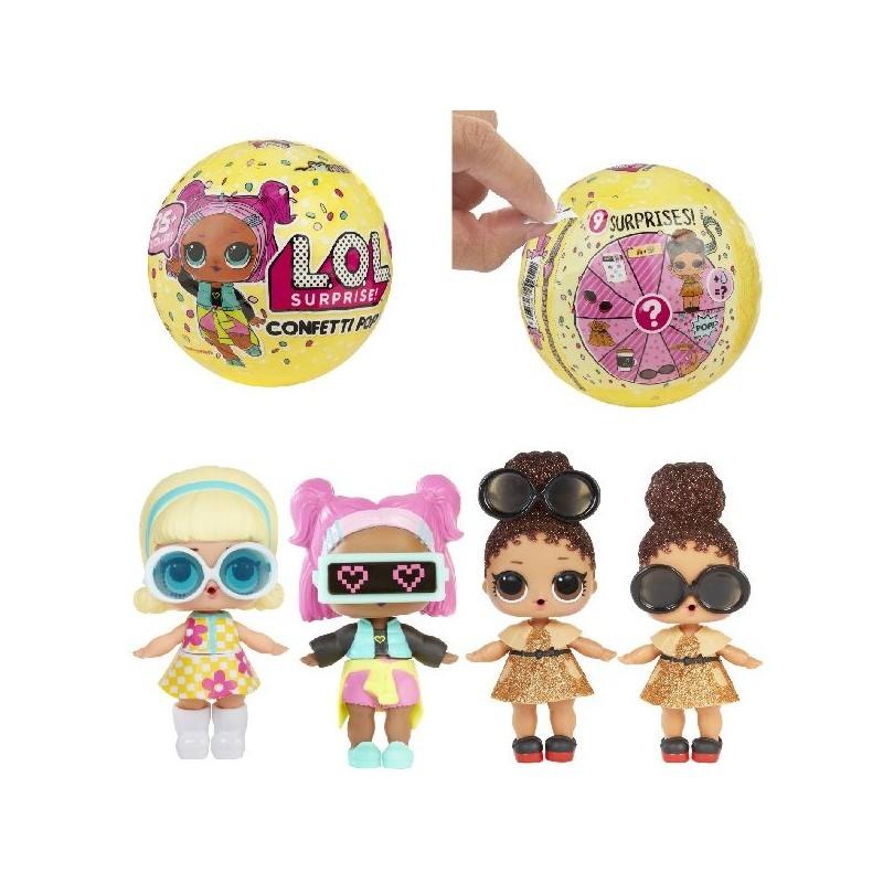 Куклы лол конфетти. Лол поп купить с доставкой по России