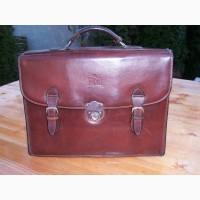 Кожаный портфель, фирма MATRIS