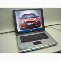 Ноутбук Acer TravelMate 2310, 15.4 дюйма, рабочий, без зарядного