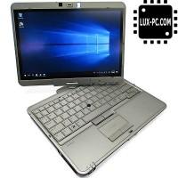Ноутбук - трансформер СЕНСОРНЫЙ с 3G HP EliteBook 2760p /i5/ ОЗУ 4/120SSD