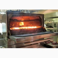 Хоспер ПДУ 800, печь на углях, закрытый мангал