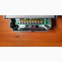 Частотник 2, 2квт 220В для электродвигателя до от 0, 25 до 2, 2квт