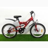 Горный детский велосипед Azimut Blackmount 20 GD Shimano