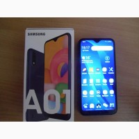 Отличный Мобильный телефон Samsung Galaxy A01