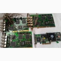Комплект карт видеозахвата Power VN4 Pro2 + контроллер Areca ARC-1220