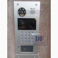 Установка многоквартирных IP домофонов BAS-IP