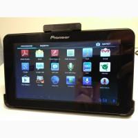 GPS навигатор Pioneer 7'' HD, Android! + Wi-Fi