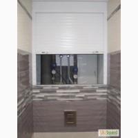Сантехнические рольставни (ролеты) в ванную комнату, туалет, на балкон, плюс монтаж. К