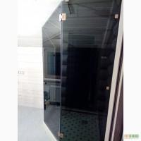 Изготовление стеклянных душевых кабин на заказ