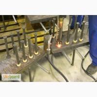 Шпильки, гибкие упоры (Болт Нельсона), керамические кольца (ISO13918)