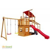 Детский игровой комплекс +для дачи BL-9