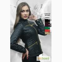 Продам женские новые курточки из кожзаменителя.размеры- 46, 48, 50