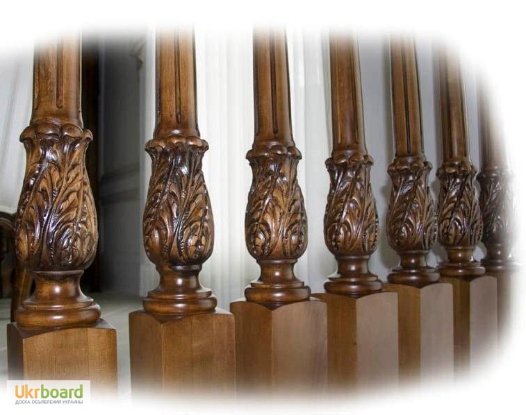 Балясины из дерева своими руками: изготовление и чертежи