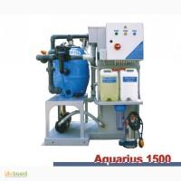 Система очистки и рециркуляции сточных вод Aquarius 1500