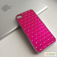 Чехол для iPhone 4/4S с камнями