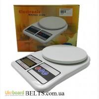 Портативные цифровые кухонные весы до 7 кг Scale SF 400