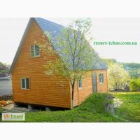 Дачные домики быстровозводимые