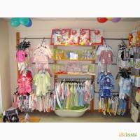 Продам торговое оборудование для магазинов детских товаров