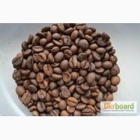 Кофе свежеобжаренный в зернах Робуста Индия Черри AA и другие сорта