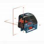 Лазерный нивелир BOSCH GLL 25, 3-80 P