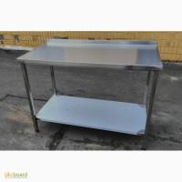 Нержавеющие столы общепита