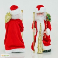 Дед Мороз 01116 (18) в коробке, музыкальный, 40см