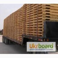 Купим поддоны деревянные б/у