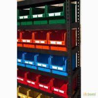Складской стеллаж под инструменты в гараж или склад 700