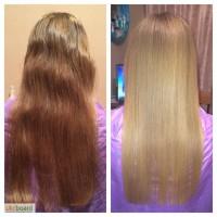 Кератиновое выпрямление волос Одесса