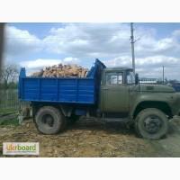 Дрова колоті з доставкою по Луцьку та області