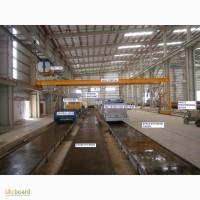 Комплект оборудования для производства пустотных плит перекрытий