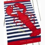 Пляжные полотенца Tommy Hilfiger (США)