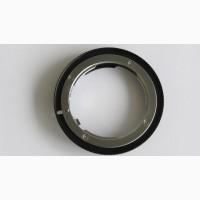 Продам Кольцо (Переходник ) Адаптер Nikon F-Canon EOS. Black.Новый