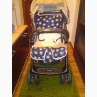 Летняя коляска и детский продам б/у