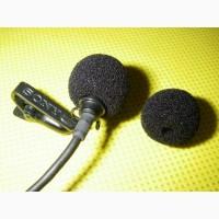 Ветрозащита для петличного микрофона Sony Sennheiser AKG Audio Technica