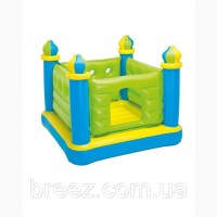 Батут Intex 48257 Замок 132 х 132 х 107 см