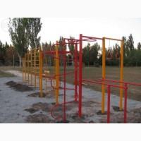 Производство детские площадки, спортивные площадки - качели, горки, карусели, комплексы