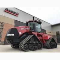 235 м.ч. Гусеничный трактор Case IH 500 QuadTrac RowTrac