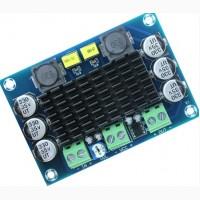 Підсилювач цифровий D-клас, 100Вт /AUX САБ