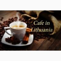 Продается кафе в центре Вильнюса