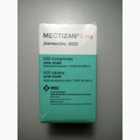 Ивермектин Мектизан 3 мг 500 таб Франция