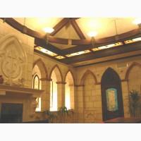 Изготовление и реставрация витражей Тиффани