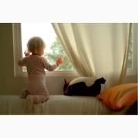 Реализуем детские замки-блокираторы на окнаPenkid. Защитана окна гибкий блокиратор
