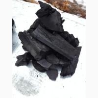 Продам древесный уголь. розница, опт. доставка по Киеву ежедневно