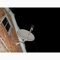 Продам комплект для встановлення супутникового ТВ на комп#039;ютер б/у