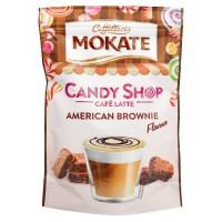 Растворимый Капучино Mokate Caffetteria American Brownie